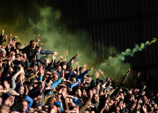 Impatience Well Wide Of The Mark To Describe Leeds Fans. Passionate And Expectant Is More Like It